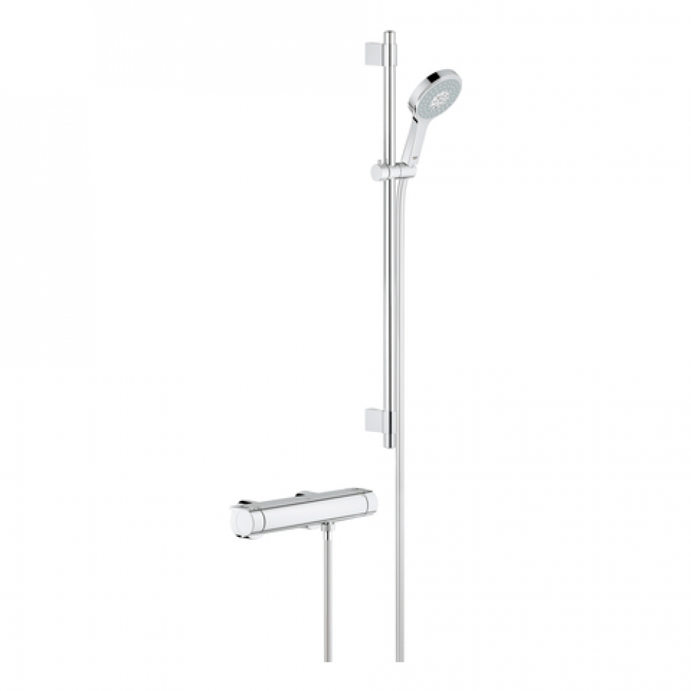 GROHE THM-Brausebatterie Grohtherm 2000
