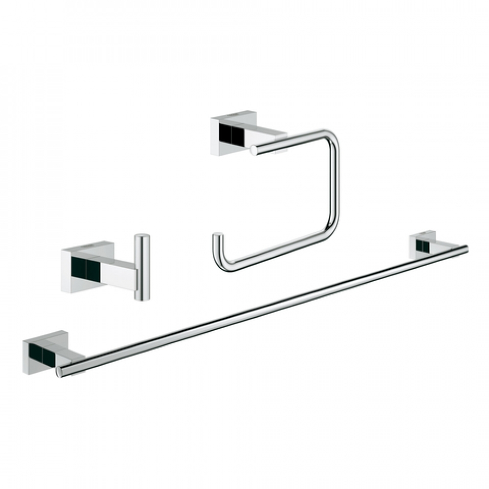 GROHE Bad-Set 3 in 1 Essentials Cube